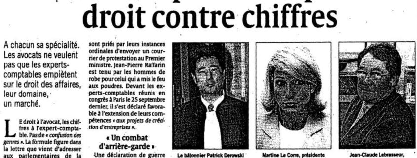 Patrick Derowski, avocat à Reims et Epernay - Avocats et Experts-comptables